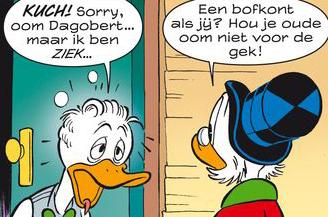 Donald Duck scenario's